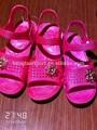 2014 de moda de la sandalia para la muchacha