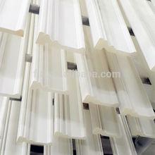 Durable moisture-proof PU cornice/ building crown molding