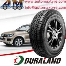 Chinês pneus marcas Duraland os preços dos automóveis em dubai