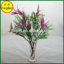Green Durable Indoor Decoration Artificial Grass (FB015693)