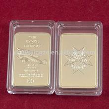 Der Rote Baron Bullion Bar Gold-Plated Germany bullion Souvenir gift