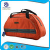 fancy big genuine leather travelling bag low price