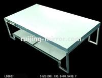 ebony coffee table mirror furniture