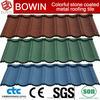 lightweight weatherproof stone aluminum zinc roof sheet