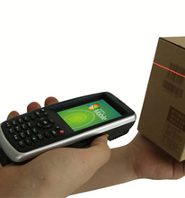Handheld Windows Mobile Smart Phone with 1D bar code scanner reader bluetooth WIFI GPS GSM GPRS