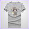 2014 latest popular men hot basic t-shirt, custom printing t-shirt, polyester tshirt