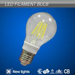 LED Filament Bulb wide angle high lumen led big light