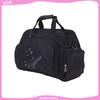 Hot sale black men travel luggage bag stylish leather man luggage