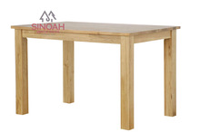 solid oak Table /Solid Oak Top/ wood dining table/dining room furniture(DT1400B-SOT)