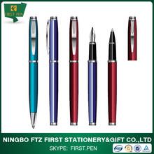 Twistable function Metal Roller pen