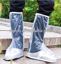 colorful PVC boot cover / waterproof rain cover / rain boots