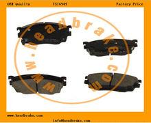 brake pads for mazda premacy G1YN-33-28ZB