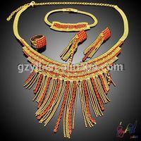 bridal jewelry set/ wholesale india jewelry set/ jewellry set