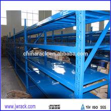 Warehouse adjustable storage medium duty racking