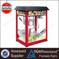 shinelong pesado automático de la máquina expendedora de palomitas de maíz de maíz