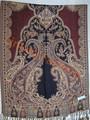 النساء أحدث تصميم الاكريليك التطريز بالخرز شالات الشتاء تصميم cachecol للسقوط، bufanda infinito، bufanda