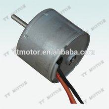 high rpm dc brushless fan motor
