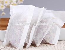 raw material for tea bag