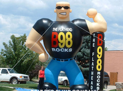 Giant Advertising Inflatables,Inflatable character,Inflatable Cartoon for sale