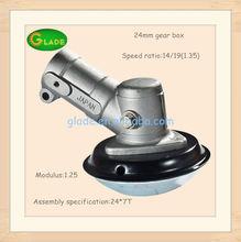 high low reverse gear box gear box mount