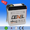 Dry Charged Lead Acid Battery 6v 6.0ah For Small Motorcycle