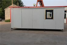 convenient handy well-suited special type prefabricated container house
