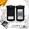 pvc waterproof phone bag for iphone waterproof bag