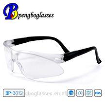 Anti-fog Transparent lab safety goggles