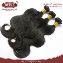 Alibaba Wholesale Grade AAAAAAA No Shedding No Synthetic No Tangle Long 16 Inch Hair Extensions