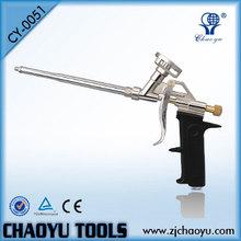 Biggest sales classic shape Russian popular model pu foam gun CY-0051