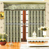 China modern decorative blackout curtain
