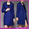 2014 ladies overcoat designs lady's cashmere overcoat
