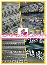 Epoxy coating deformed steel bars for construction