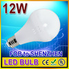 100% Brand New High-quality 12watt e27 high power led bulb light