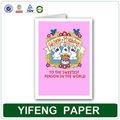 Cartões de aniversário, chinês cartão convite de casamento, feliz aniversário cartões