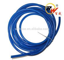 "ID 1/4"" by 50 Feet Pneumatic Braided Reinforced Polyurethane High pressure flexible Air Hose PU hose pipe tube"