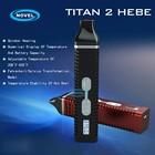Newest dry herb vaporizer pen Titan 2 hebe vaporizer titan watch