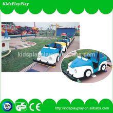 2014 new design luxury kiddie electric track train