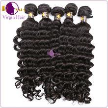 Top selling products 2014 virgin indian hair ladies weaves