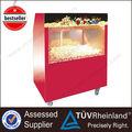 guangzhou fornecedor shinelong ar quente tela de cinema pipoca máquina