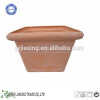 cheap plastic square flower pot
