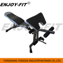 Multifunction weight bench with CE approved SIT UP BENCH GYM EQUIPMENT