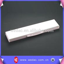 White and mirror acrylic strip