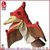 China Supplier Cheap Plush Dinosaur Hand Puppet