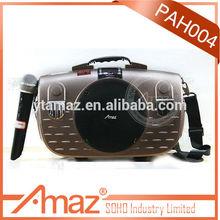 2015 new good portable public address amplifier subwoofer amplifier price