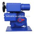 válvula de accionamiento a un conjunto de automatización de la posición de control de actuador eléctrico