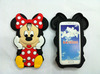 Case For samsung galaxy s4 monkey minnie mouse cell phone defender cases cover for samsung galaxy s IV i9500