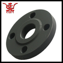 carbon steel astm a105 line spade and spacer rf flat flange in china manufacturer