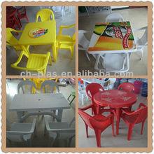Hot sale cheap plastic folding picnic tables