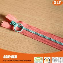Plastic zipper wholesale strong zipper teeth high quality plastic zipper tape